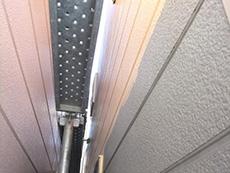 長岡京市の外壁屋根塗装リフォーム。アステックペイント社 シリコンフレックスという塗料を塗っています。