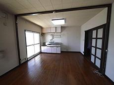 長岡京市の中古マンションリノベーション。中古の竹の台団地を購入されました。