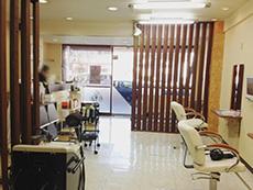 ライオンホームの店舗改装リフォーム。美容室ヤヨイサプルさんのお店をリフォームします。
