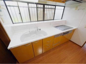 南区 T様邸 キッチンの天板交換リフォーム事例