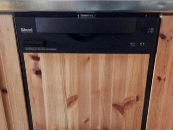 長岡京市 N様邸 食器洗い乾燥機 交換取替えリフォーム事例