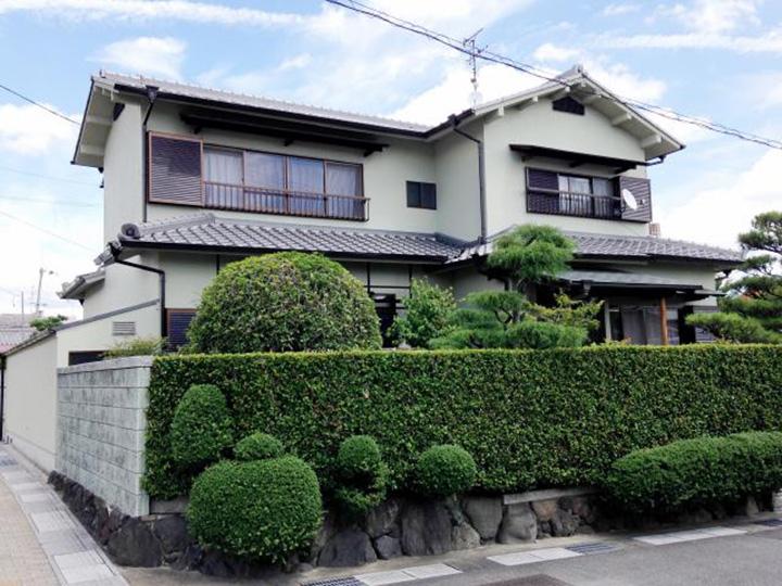 長岡京市 Y様邸 外壁・屋根塗装リフォーム事例