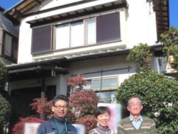 大山崎町 H様邸 外壁塗装リフォーム施工事例