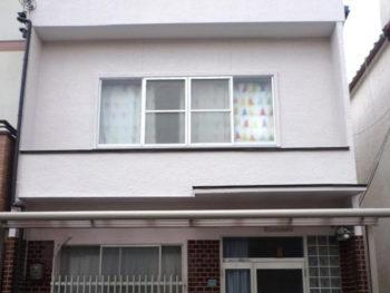 長岡京市 F様邸 外壁塗装リフォーム施工事例