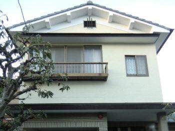 長岡京市 I様邸 外壁・屋根塗装リフォーム事例