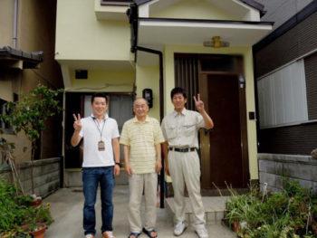 長岡京市 K様邸 外壁・屋根塗装 リフォーム施工事例