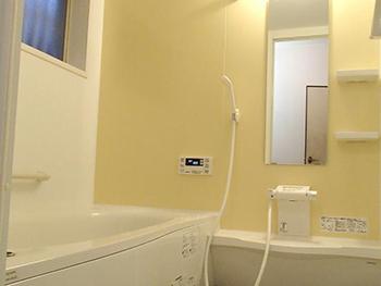 大山崎町 K様邸浴室・洗面室リフォーム施工事例