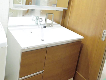 大山崎町 S様邸お風呂・洗面化粧台・キッチン水まわりまとめてリフォーム施工事例