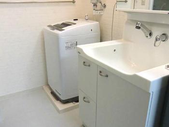 向日市 K様邸浴室・洗面化粧台リフォーム施工事例