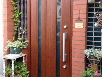 大山崎町 O様邸 玄関ドア取替えリフォーム事例