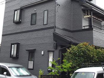 大山崎町 O様邸 屋根・外壁塗装 リフォーム施工事例