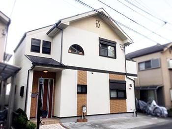 長岡京市 K様邸 外壁・屋根塗装リフォーム事例