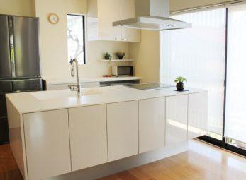 壁付キッチン